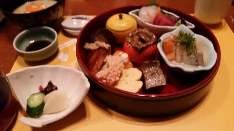 Japanese food!!