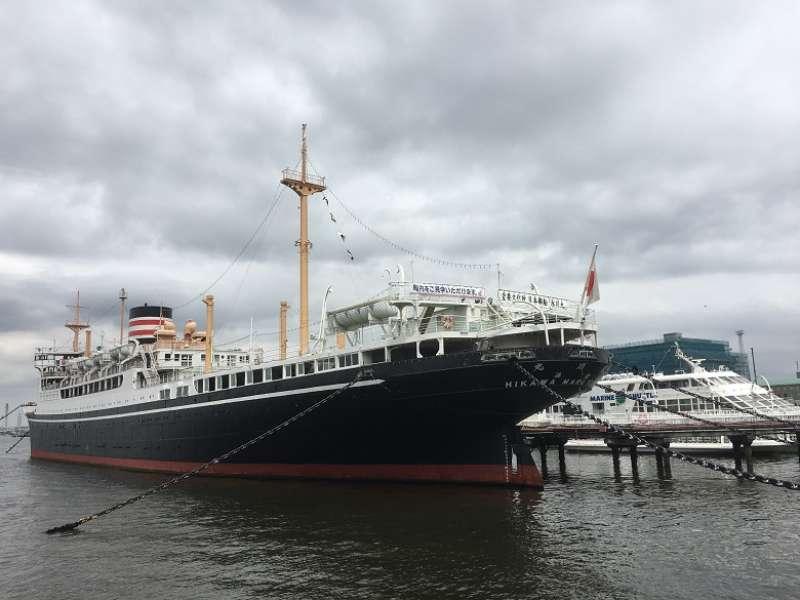 HIKAWA MARU was built as a Passenger liner (designated to Yokohama Seattle service) in 1930.