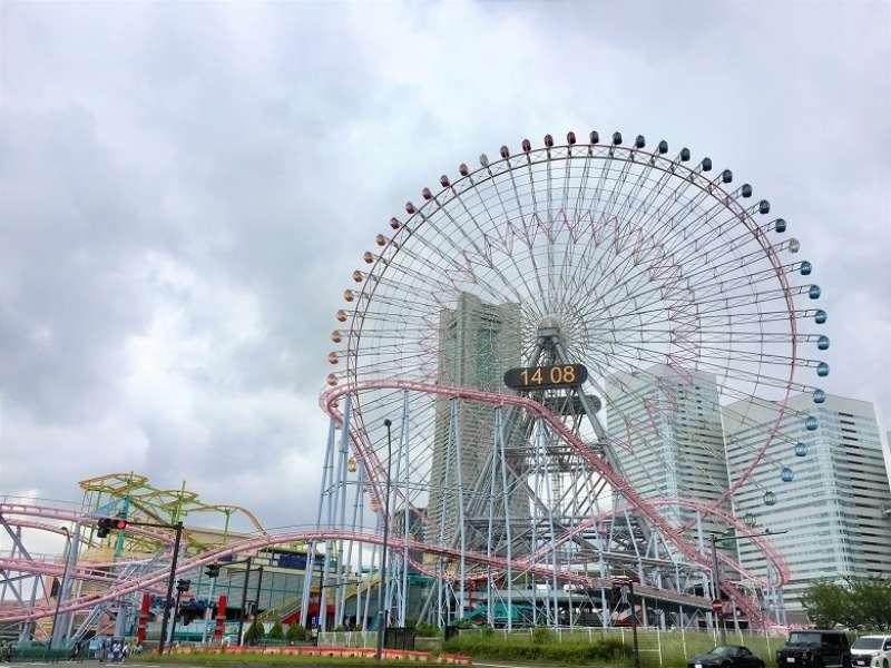 Minato Mirai has a wealth of attractions