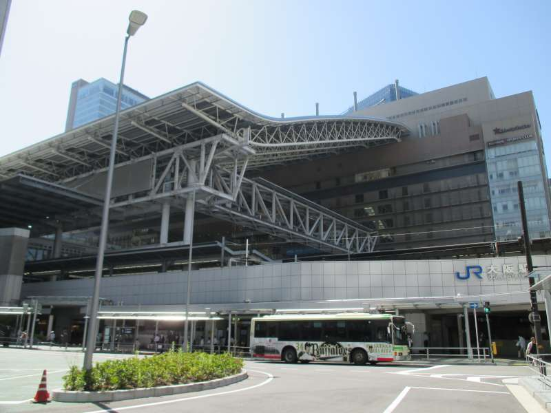 Osaka JR Station