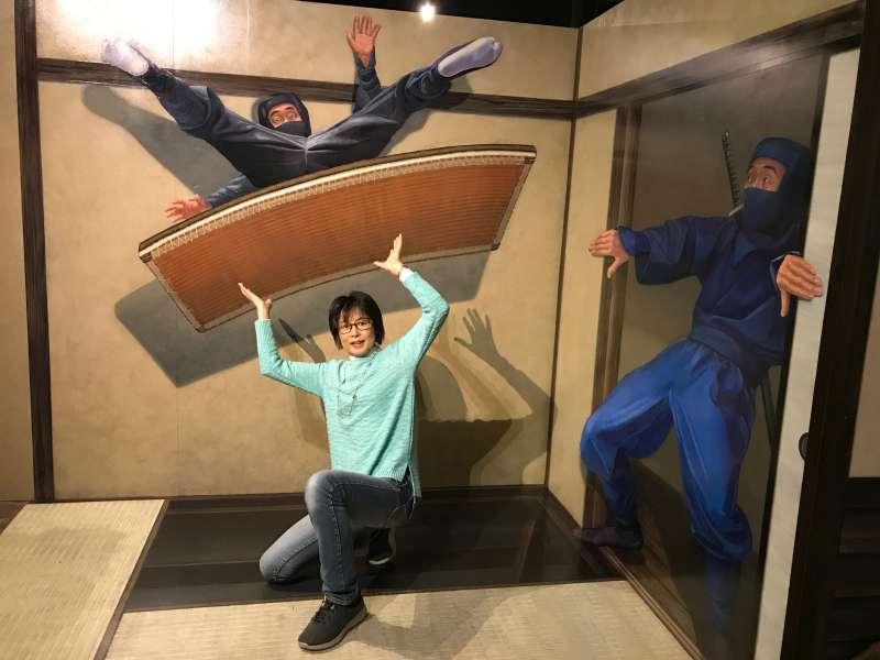 The Trick Art Museum is a selfie paradise! (#8)