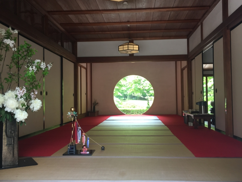 Meigetsuin temple