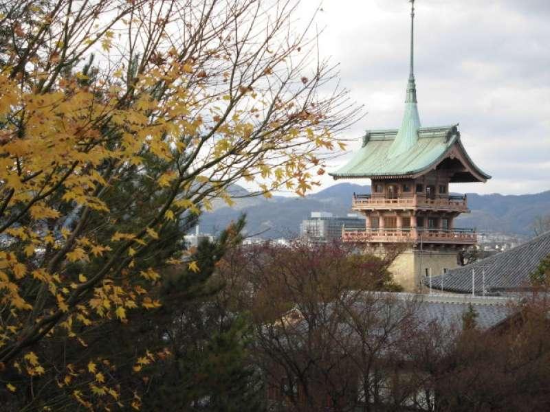 Yasaka Daiun-in Temple,