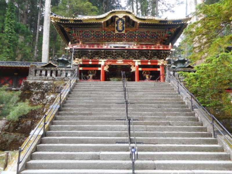 Taiyuin Mausoleum of Rinnoji Temple