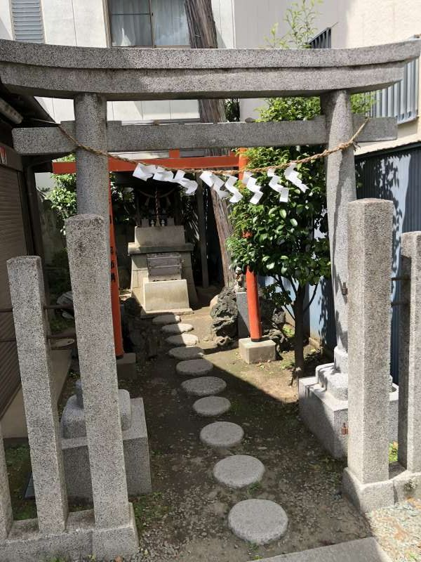 You can see a shrine anywhere in Japan.