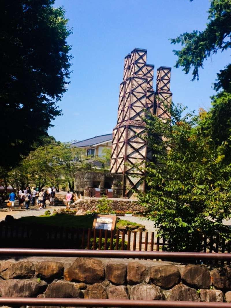 World Heritage site - Nirayama Reverberator