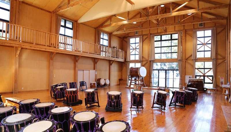 Taiko centre : You can be a Kodo performer!