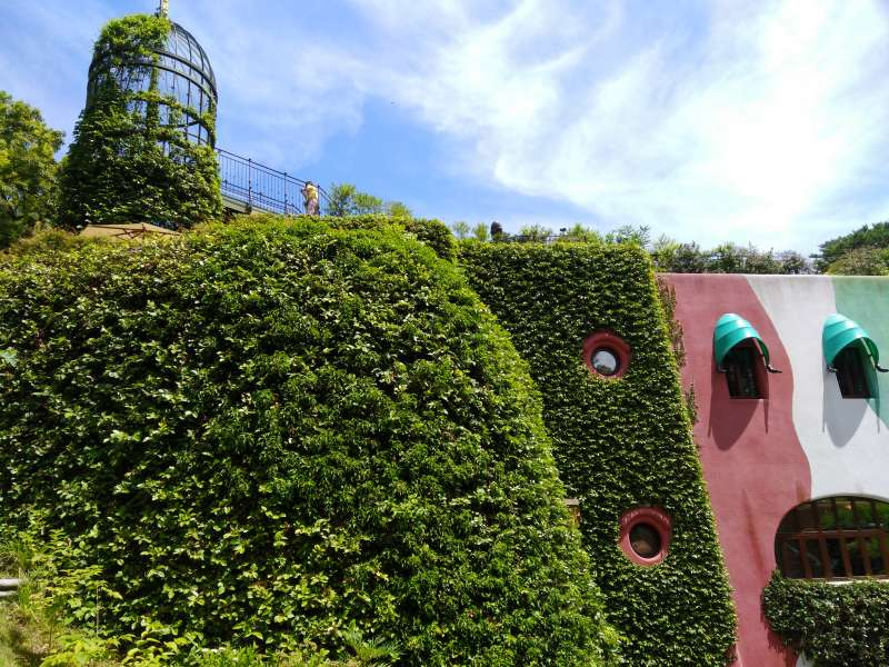 Ghibli Museum, half a day tour.