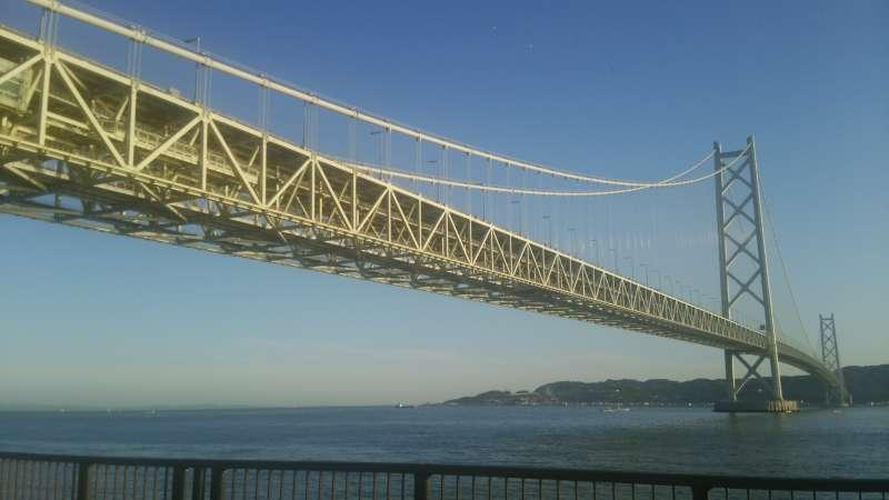 The World's Longest Suspension Bridge with Japan's cutting-edge technology