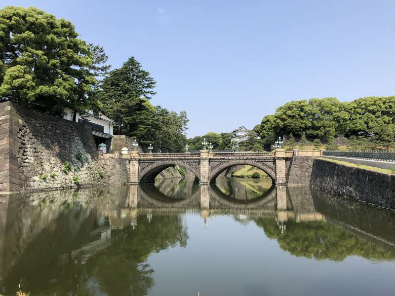 Double Bridge, Imperial Palace