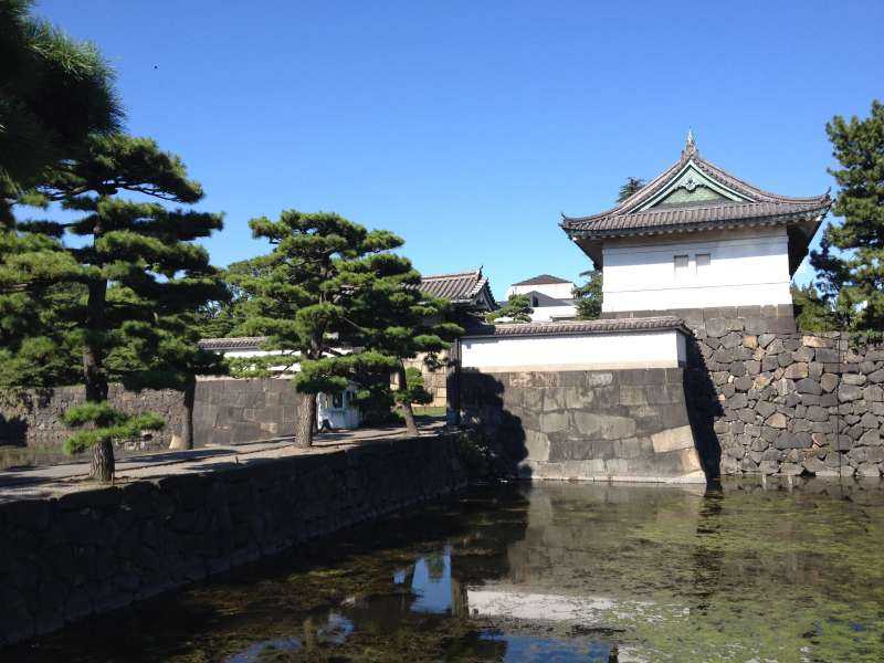 Watch Tower, Imperial Palace