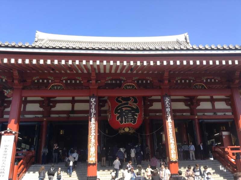 Sensoji Temple, Asakusa