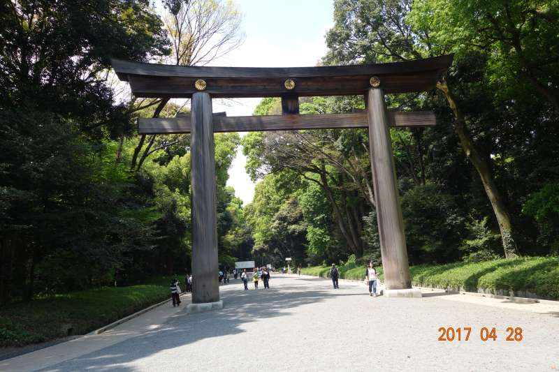 Meiji Shrine (Tokyo)