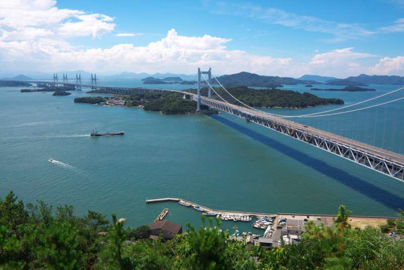 Seto-oohashi Bridge