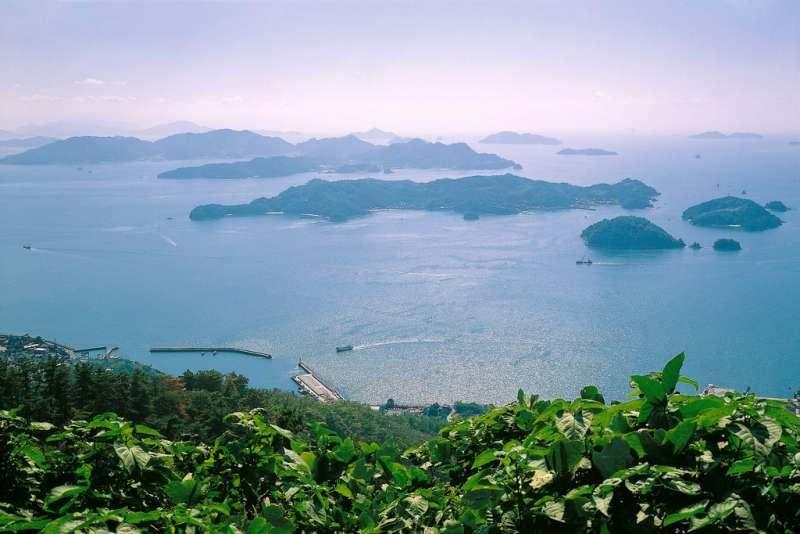Kasaoka islands