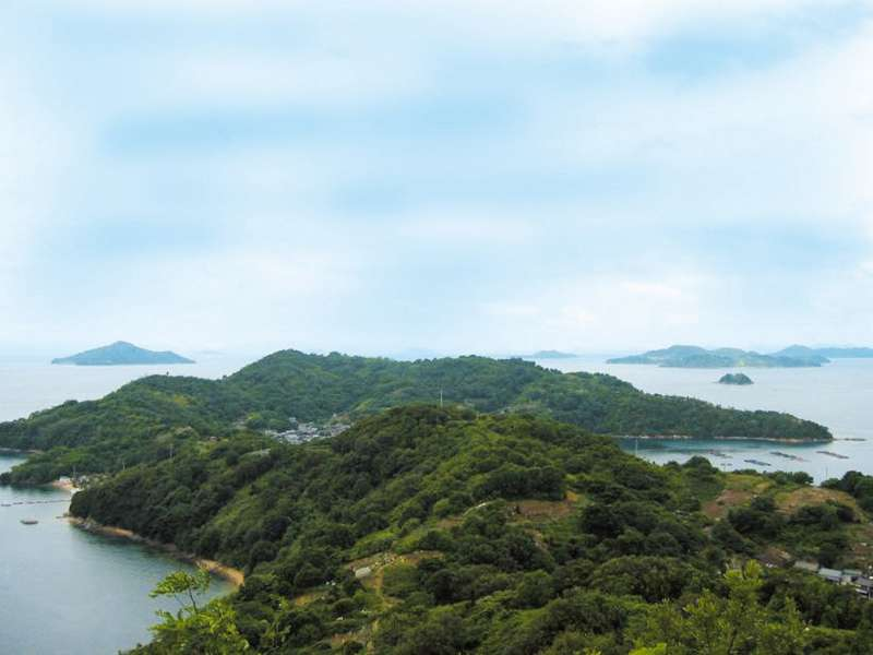 Manabeshima island