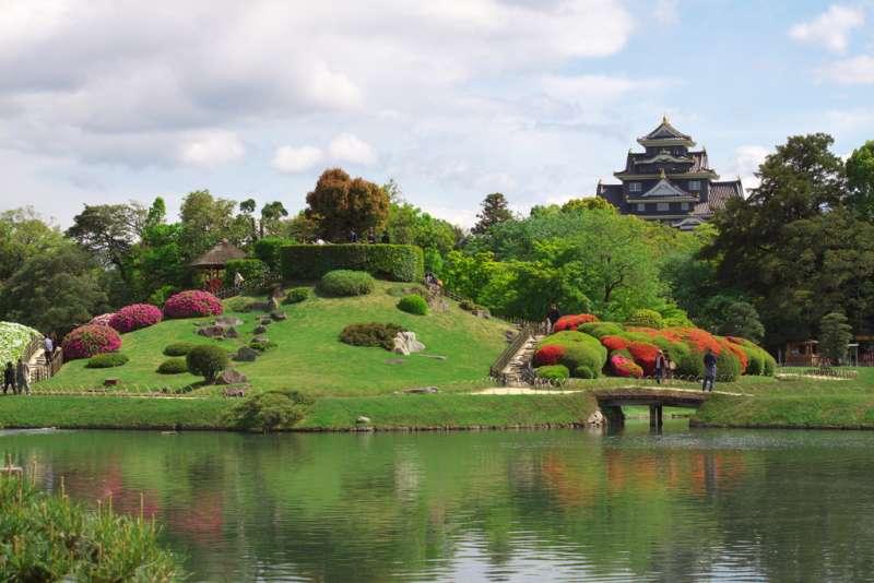 Kouraku-en garden