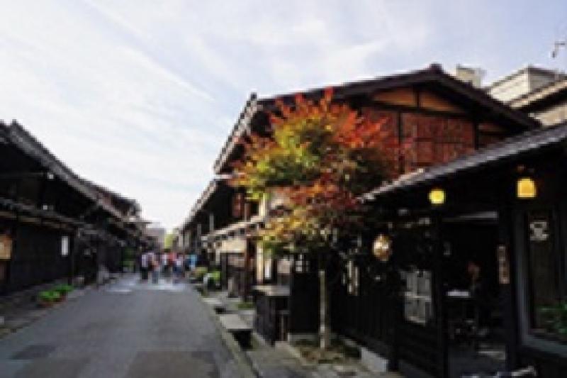 Historic Street of Sanmachi-Dori (Takayama)