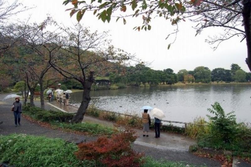 Sankei-en Japanese founded in 1906