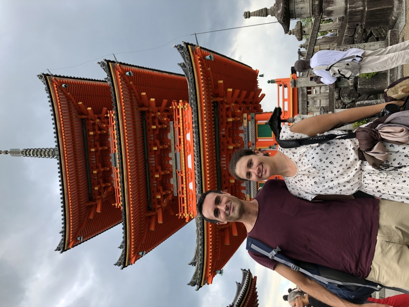 6hour Kyoto exciting private tour