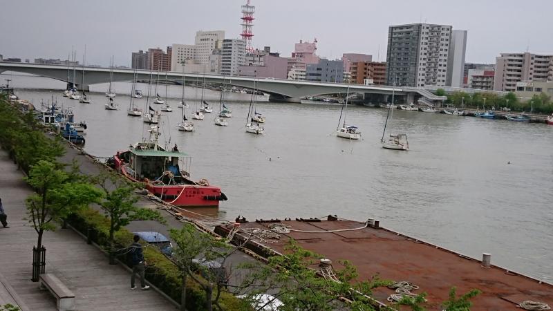 Niigata Yocht Harber