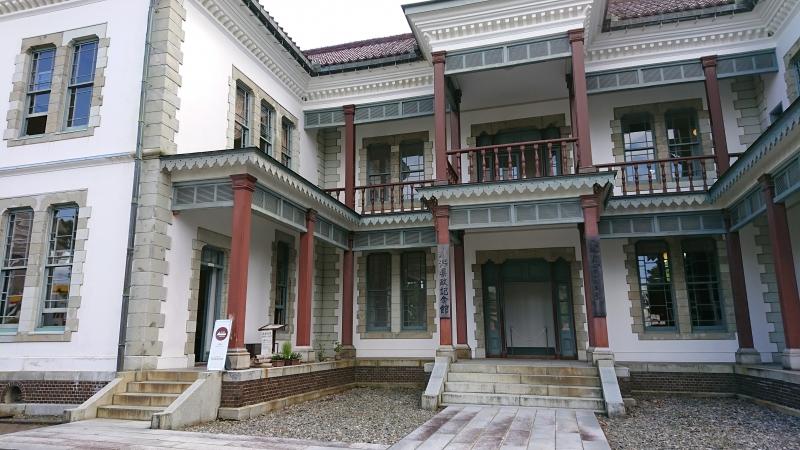 Former Niigata Prefectural Asembly Building