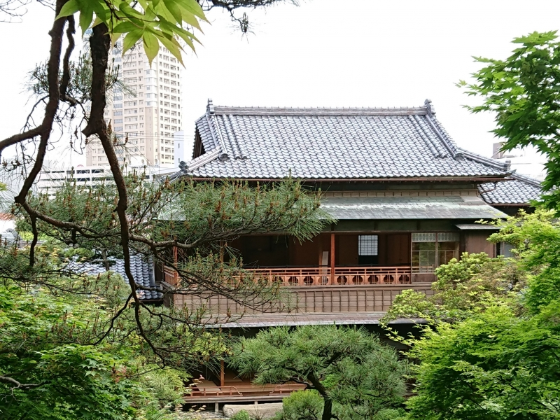 Former Saito Family Villa
