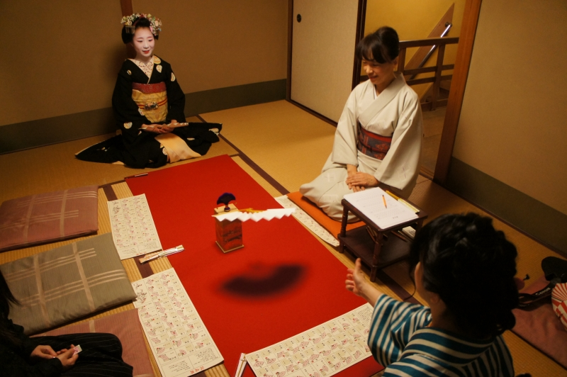 Play the game against maiko !