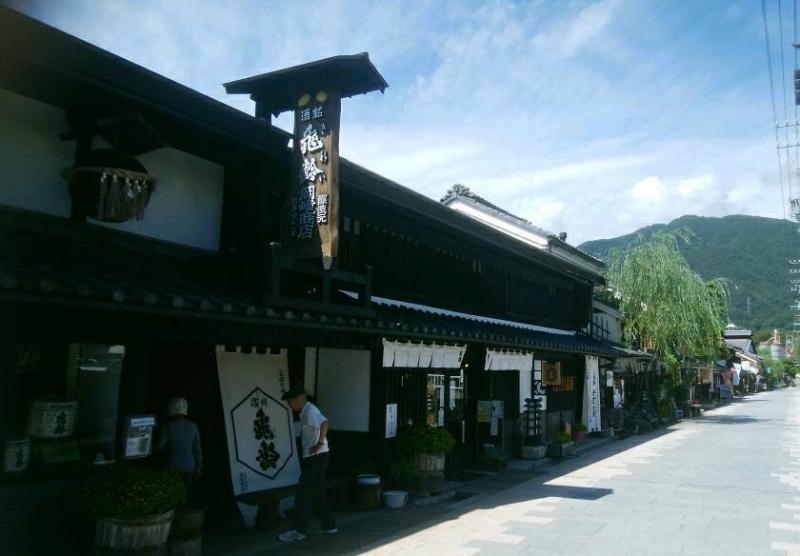 Yanagimachi street