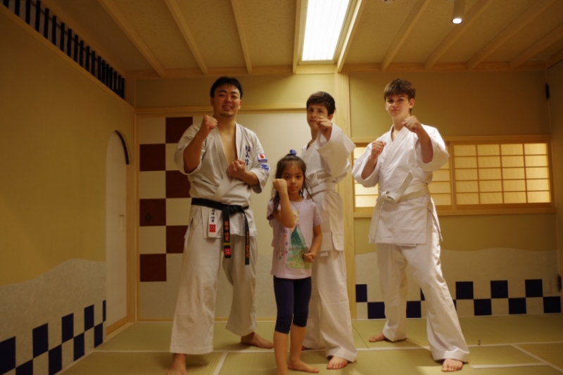 Private Karate Class