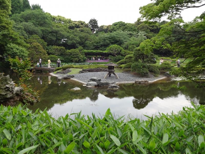 Imperial Palace East Gardens : Ninomaru Gardens