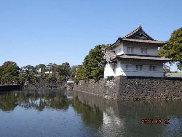 Imperial Palace Plaza and Imperial Palace East Gardens (admission free, open except Monday and Friday and special days)
