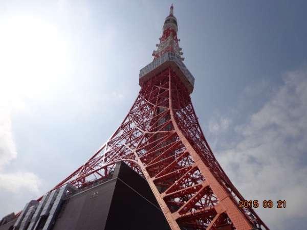 Tokyo Tower (333m)