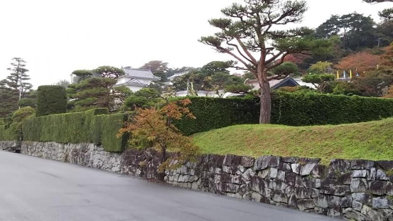 Kasumigajo Park (Former Nihonmatsu Castle)