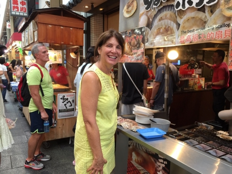 Mona Lisa ! at Koromon Market