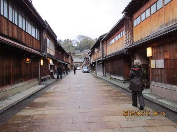 Higashichaya Street