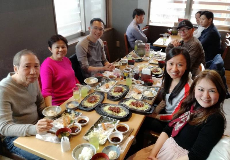 Nagoya unique food Misokatsu fried pork with miso soy beans source!