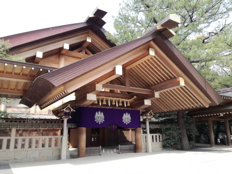 Atsuta Jingu Shrine --- 2nd Historical Shinto Shrine in Japan!