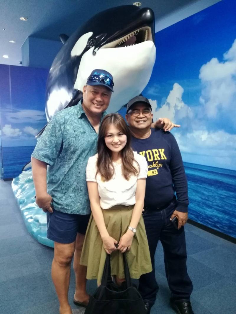 Nagoya Aquarium Tour!! We can see dolphin show!!