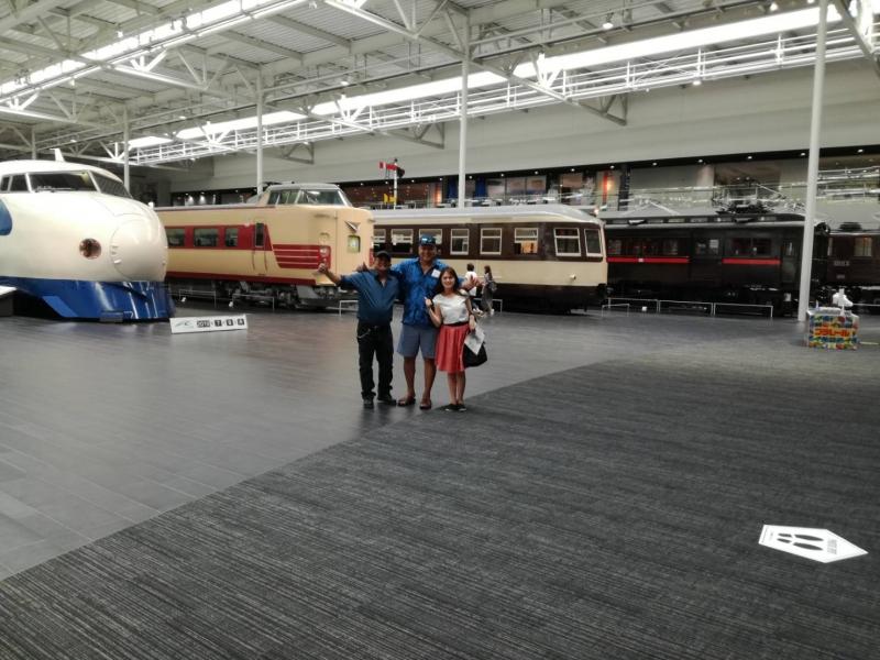 SC Maglev and Railway Museum Tour! Enjoy Shinkansen History!!