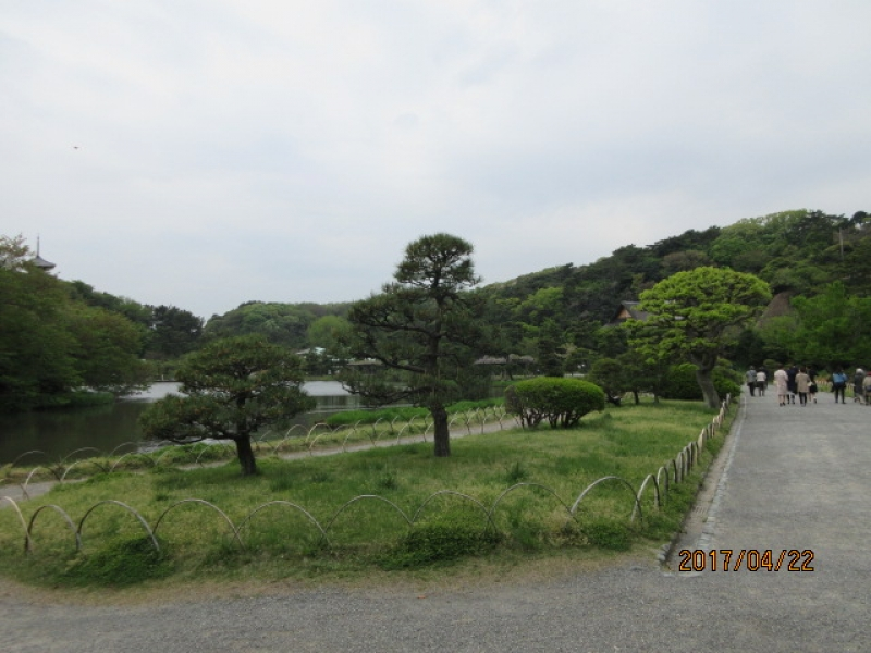 Yokohama - Sankeien Park
