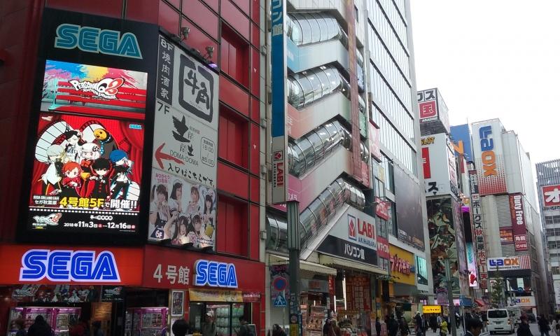 Akihabara, la ciudad electrica.