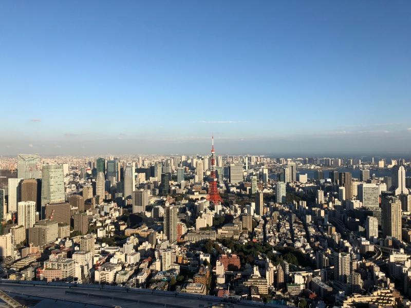 Roppongi Hills Sky deck