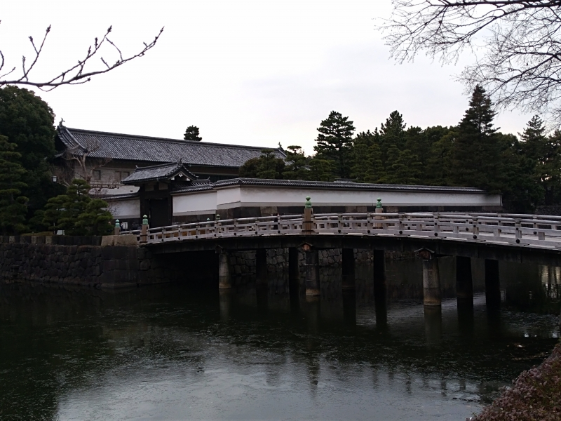 Entrance to the Imperial palace