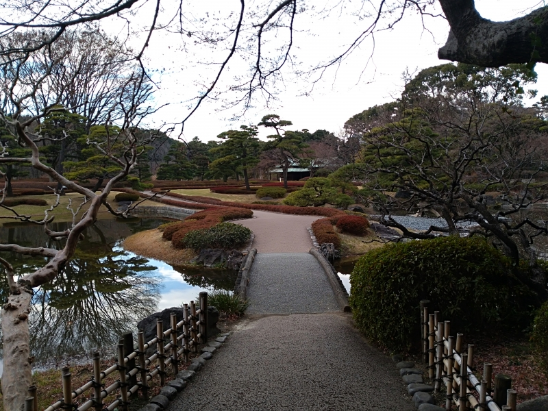 Ninomaru garden at Imperial palace