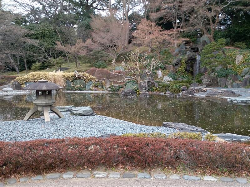 Ninomaru garden at the Imperial Palace