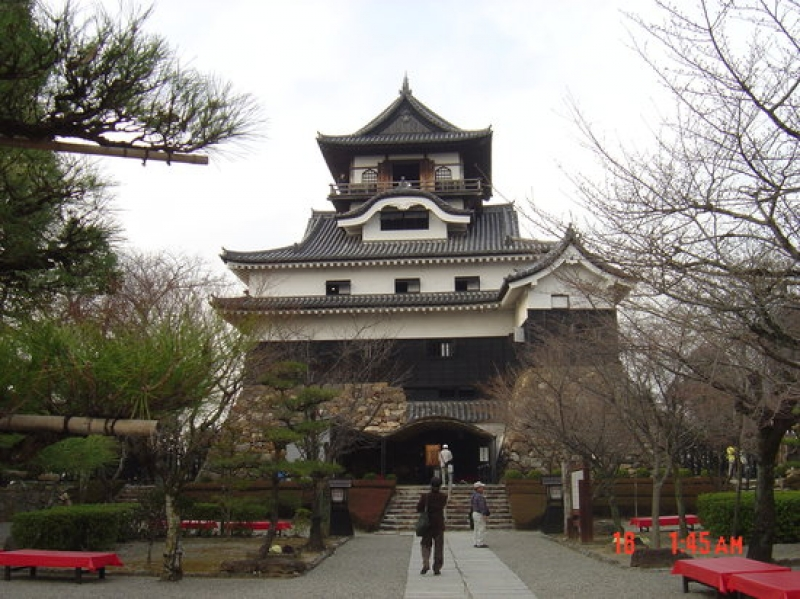 Inuyama Castle Day Trip