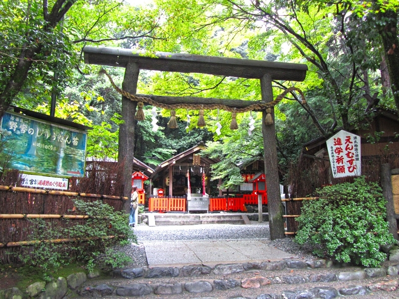 Small but historically important shrine. Imperial princess lived here for a few year and treveled to Ise shrine