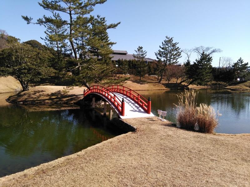 Dajoin Garden : the Pure Land style type ofJapanese garden