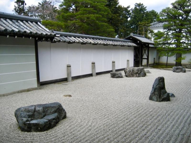 Nanzenji-temple, how about meditating while watching Zen garden?